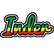 Inder african logo