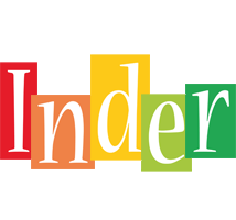 Inder colors logo