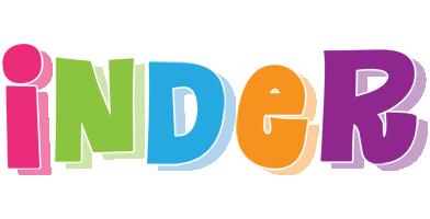 Inder friday logo