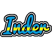 Inder sweden logo
