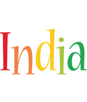 India birthday logo