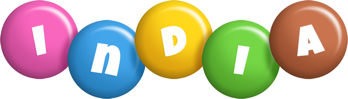 India candy logo