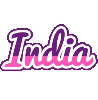 India cheerful logo