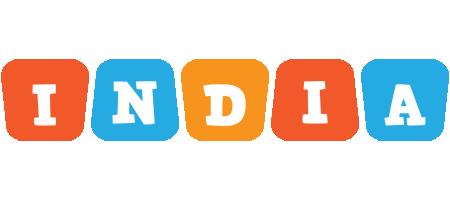 India comics logo