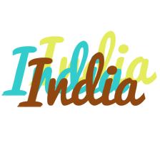 India cupcake logo