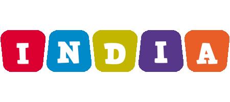 India daycare logo