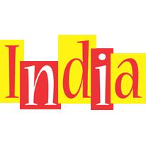 India errors logo