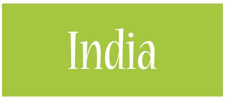 India family logo