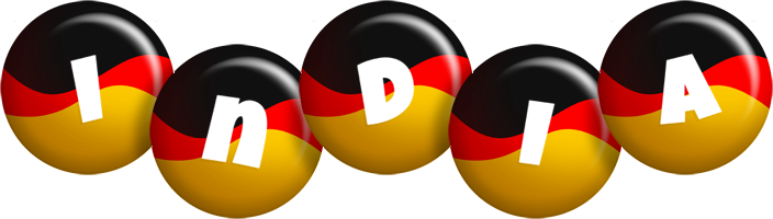 India german logo