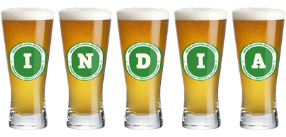 India lager logo