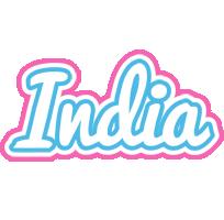 India outdoors logo