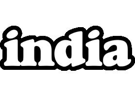 India panda logo