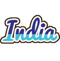 India raining logo