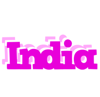India rumba logo