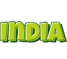 India summer logo
