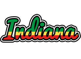Indiana african logo