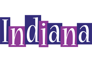 Indiana autumn logo