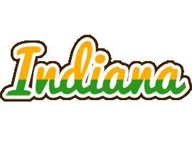 Indiana banana logo