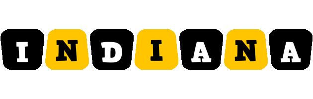 Indiana boots logo