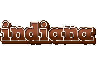 Indiana brownie logo