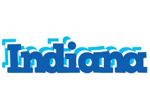 Indiana business logo