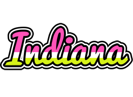 Indiana candies logo