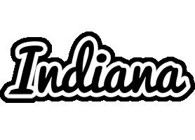 Indiana chess logo