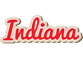 Indiana chocolate logo