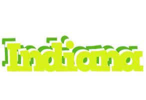 Indiana citrus logo