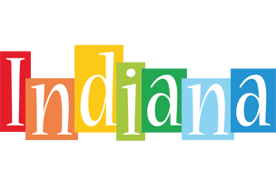 Indiana colors logo