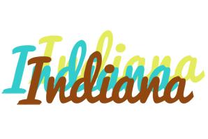 Indiana cupcake logo