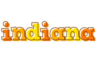 Indiana desert logo