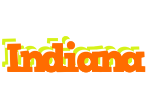 Indiana healthy logo