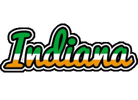 Indiana ireland logo