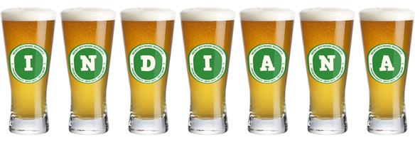 Indiana lager logo