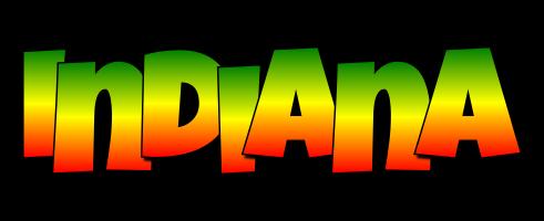 Indiana mango logo