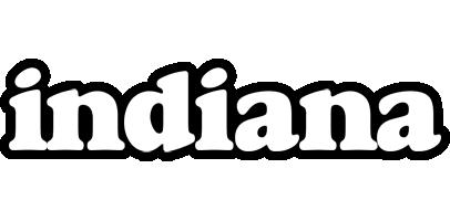 Indiana panda logo