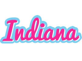 Indiana popstar logo