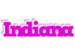 Indiana rumba logo