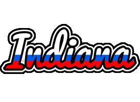 Indiana russia logo