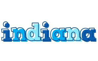 Indiana sailor logo