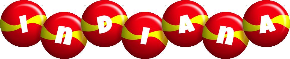 Indiana spain logo