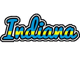 Indiana sweden logo