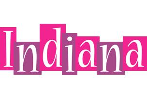 Indiana whine logo