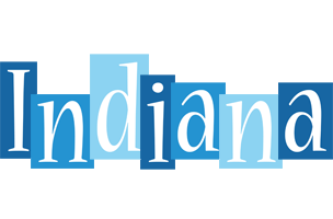 Indiana winter logo