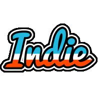 Indie america logo