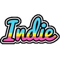 Indie circus logo