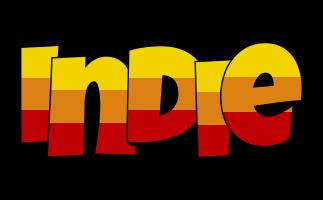 Indie jungle logo
