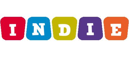 Indie kiddo logo