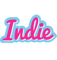 Indie popstar logo